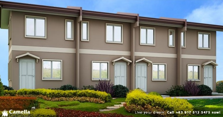 Ravena - Camella Bucandala | House and Lot for Sale Imus Cavite