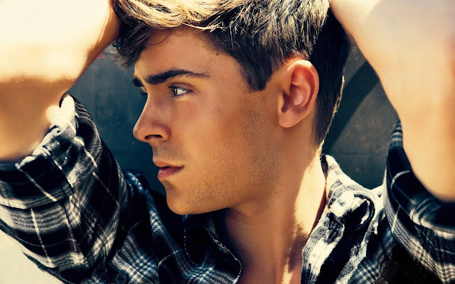 Zac Efron Wallpaper 2
