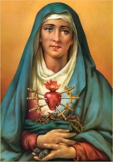 Terço das Lágrimas de Nossa Senhora
