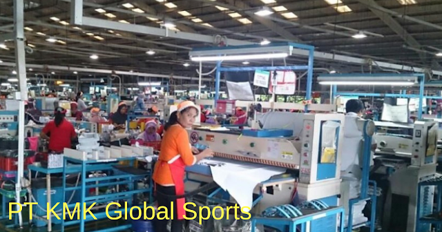 Lowongan Kerja SMA SMK D3 S1 PT. KMK Global Sports Indonesia, Jobs: Facility Technician.