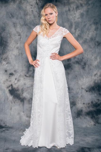 Nueva colección de vestidos de novia 2017 de L'AVETIS