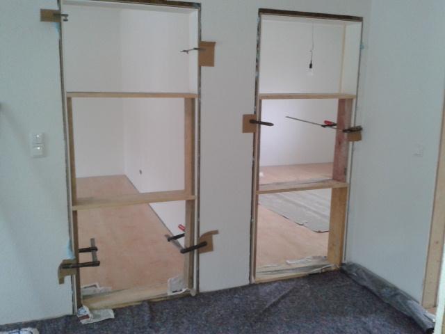 t rzarge einbauen. Black Bedroom Furniture Sets. Home Design Ideas