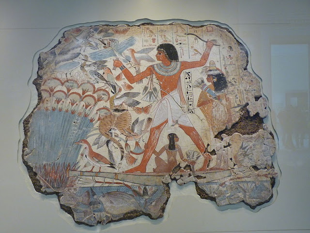 Tomb of Nebamun, British Museum