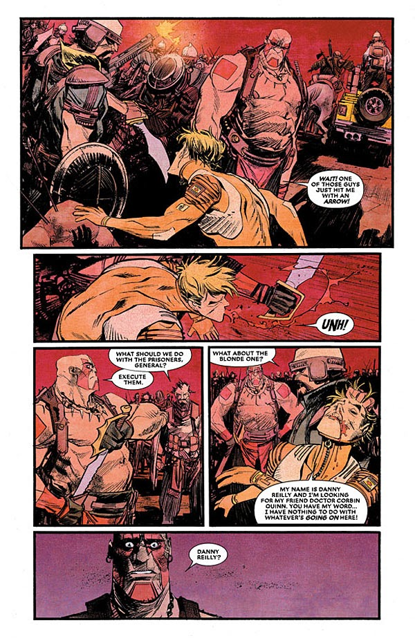 time travel chrononauts comic