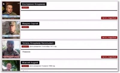 """В Киеве испугались сайта """"Трибунал"""": украинский омбудсмен требует в его отношении уголовного производства"""