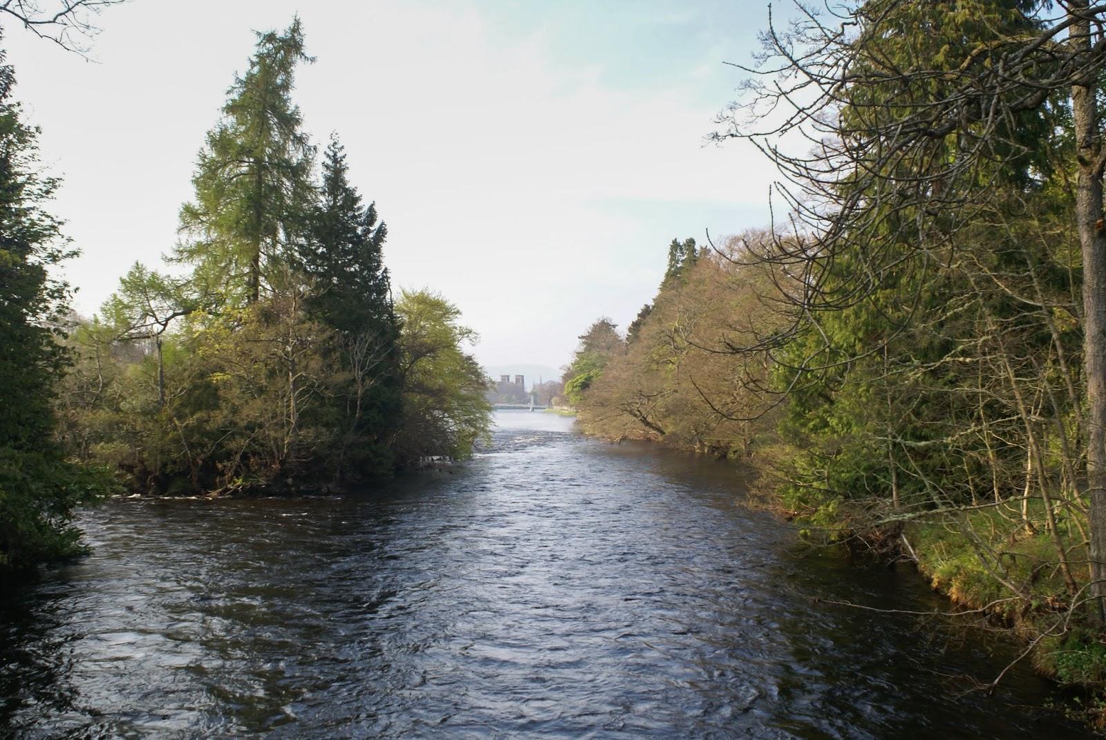 inverness ness islands scotland