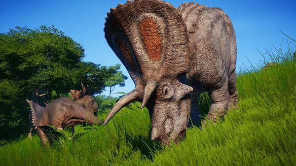 Jurassic World Evolution PC Full Español
