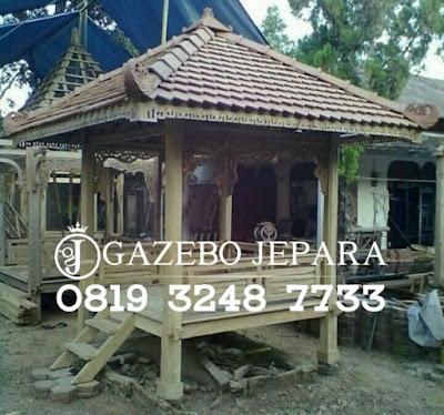 Gazebo Jati