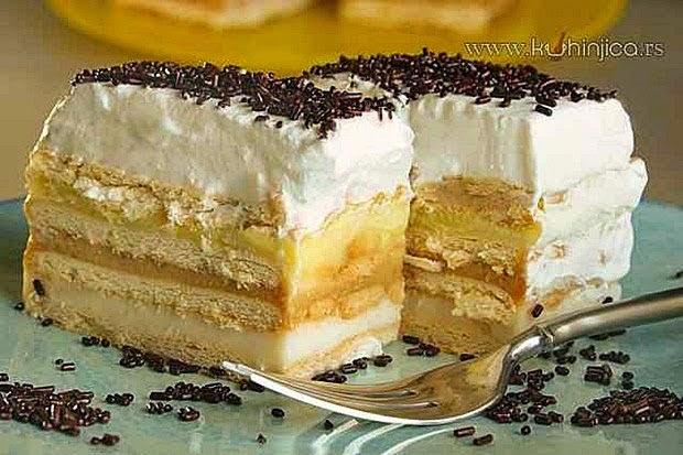 BEZ PEČENJA: Bingo torta – recept!