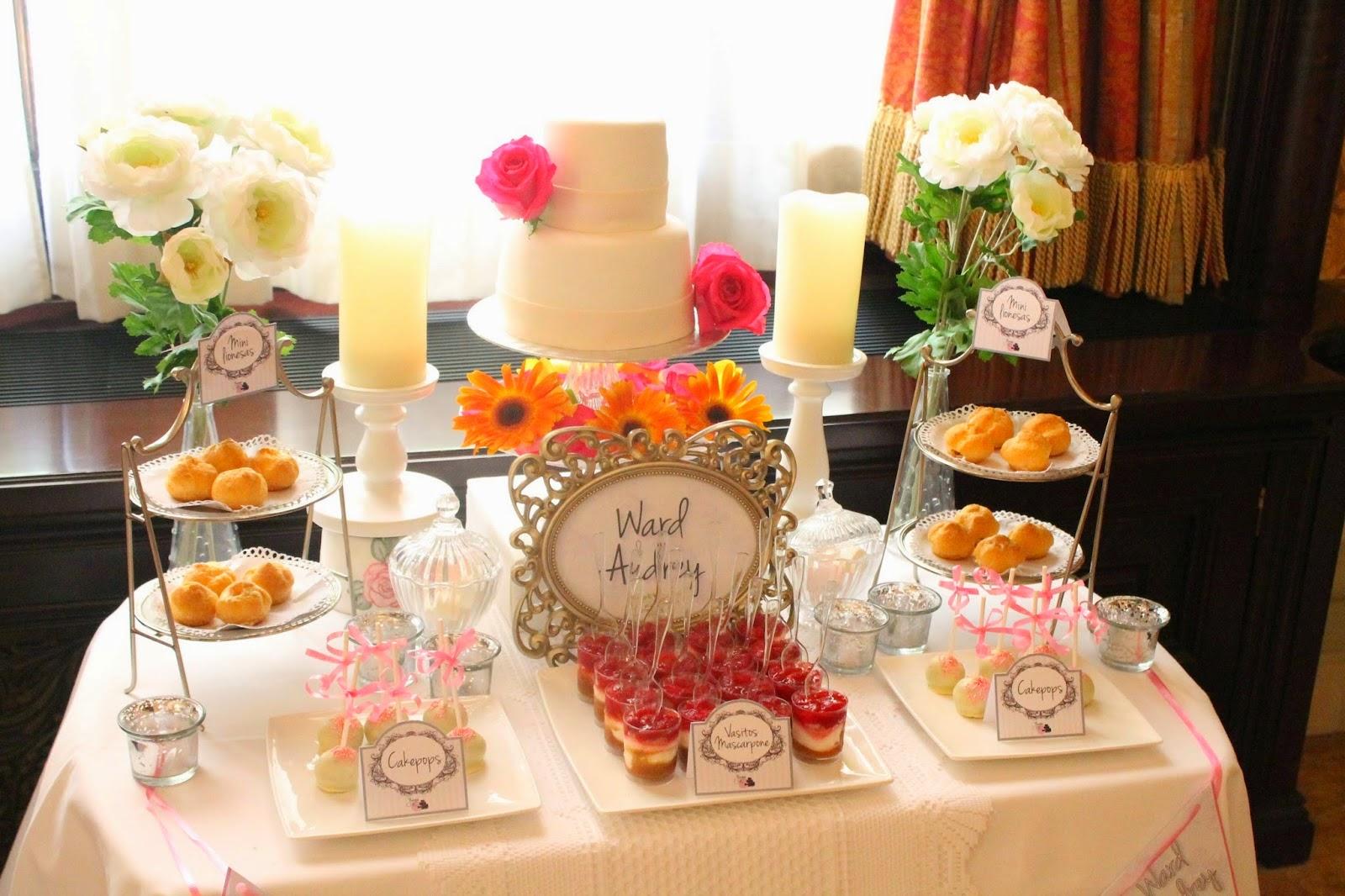 Mesa dulce boda sevilla hotel alfonso xiii tarta chic for Mesa de dulces para boda