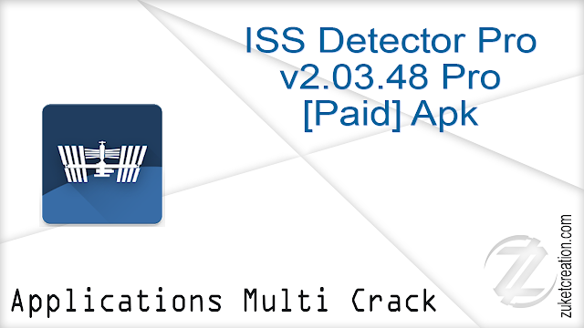 ISS Detector Pro v2.03.48 Pro [Paid] Apk