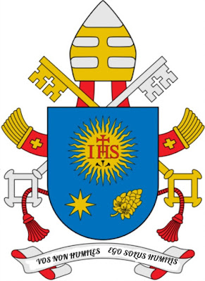 Arms of the Pope