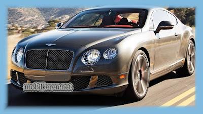 gambar mobil keren Bentley GT Speed