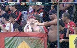 Atlético-PR bate recorde de público no Eco-Estádio mas não entra no Guinness
