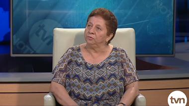 Entrevista a la Profesora Nelva Reyes Secretaria General de la CGTP en torno al Salario Mínimo