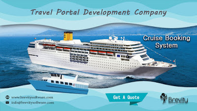 Cruise Booking System Software Development Company