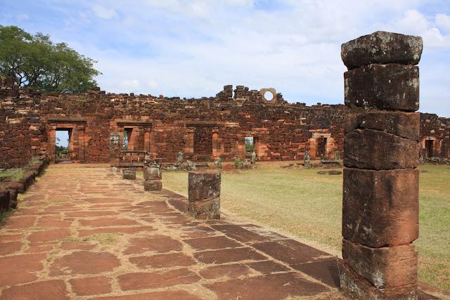 Visitar SAN IGNÁCIO e as suas magníficas ruínas jesuítas de Posadas | Argentina