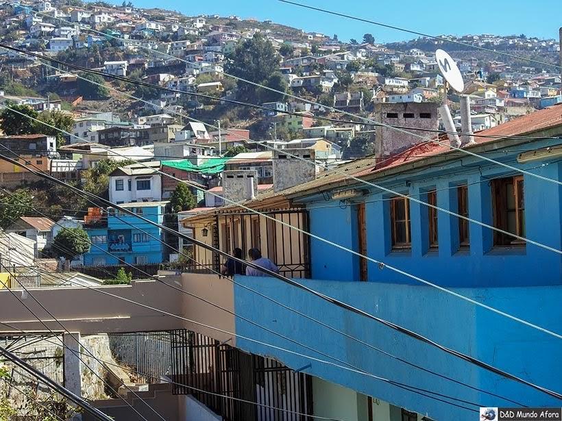 Morros de Valparaíso, Chile - O que fazer em Valparaíso em algumas horas