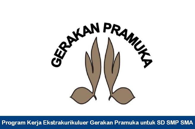 Program Ekstrakurikuluer Pramuka untuk SD SMP SMA