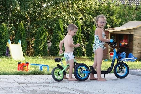 hulajnoga sportowa extreme i rowerek biegowy milly mally z mimulo.pl