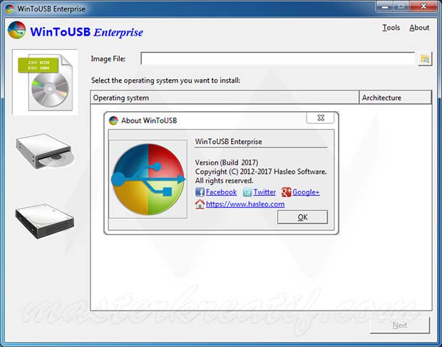 WinToUSB Enterprise 4.1 Release 1
