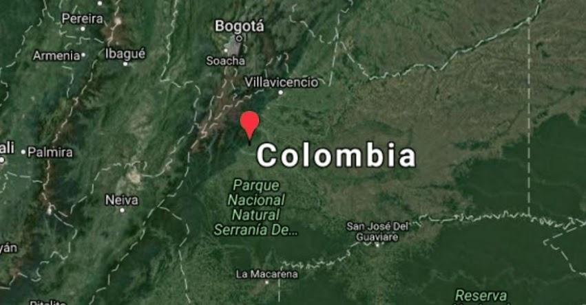TERREMOTO EN COLOMBIA de 5.1 grados (Hoy Domingo 2 julio 2017) Sismo Temblor EPICENTRO Bogotá - Villavicencio - Ibagué - Armenia - En Vivo Twitter - Facebook - USGS