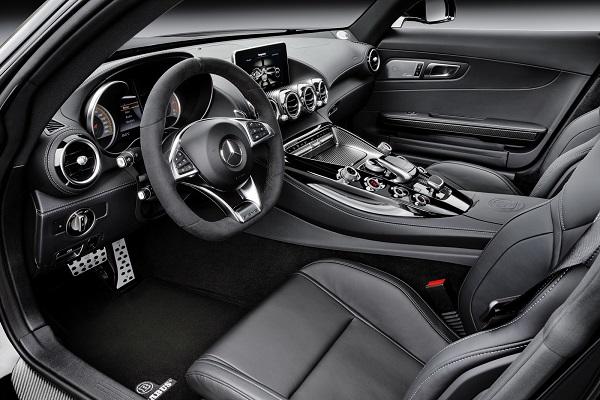 Brabus Mercedes AMG GT S