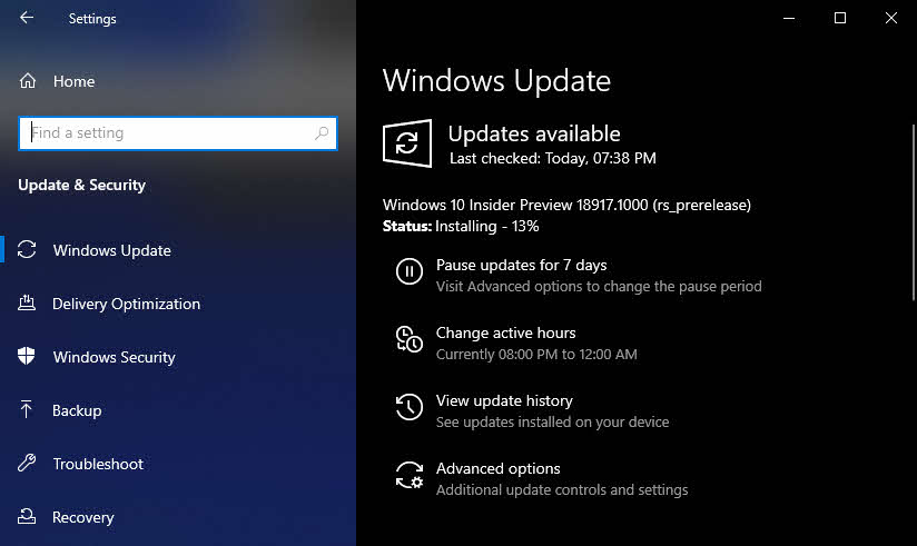 Windows 10 will soon allow you to set absolute bandwidth for downloading updates
