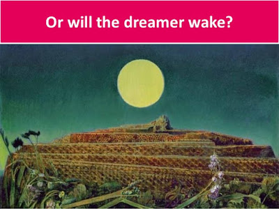 Or Will The Dreamer Wake Comprehension Questions