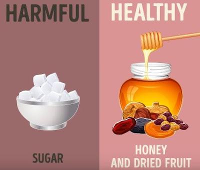 Good Bad food for Health 4