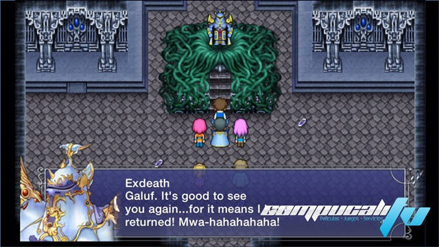 FINAL FANTASY V PC Game Español