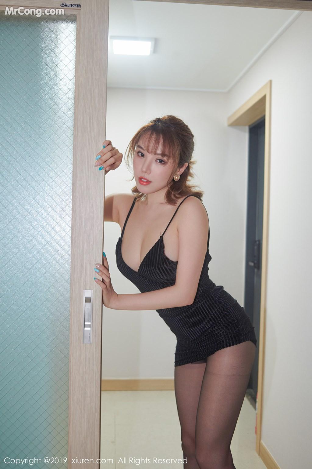 Image XIUREN-No.1630-Huang-Le-Ran-MrCong.com-002 in post XIUREN No.1630: Huang Le Ran (黄楽然) (48 ảnh)