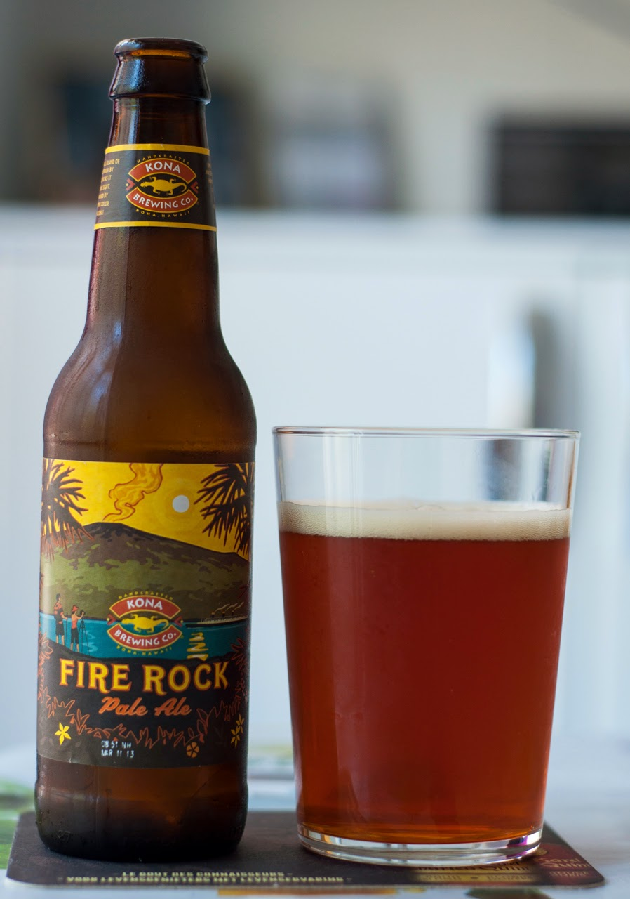 Kona Fire Rock Pale Ale