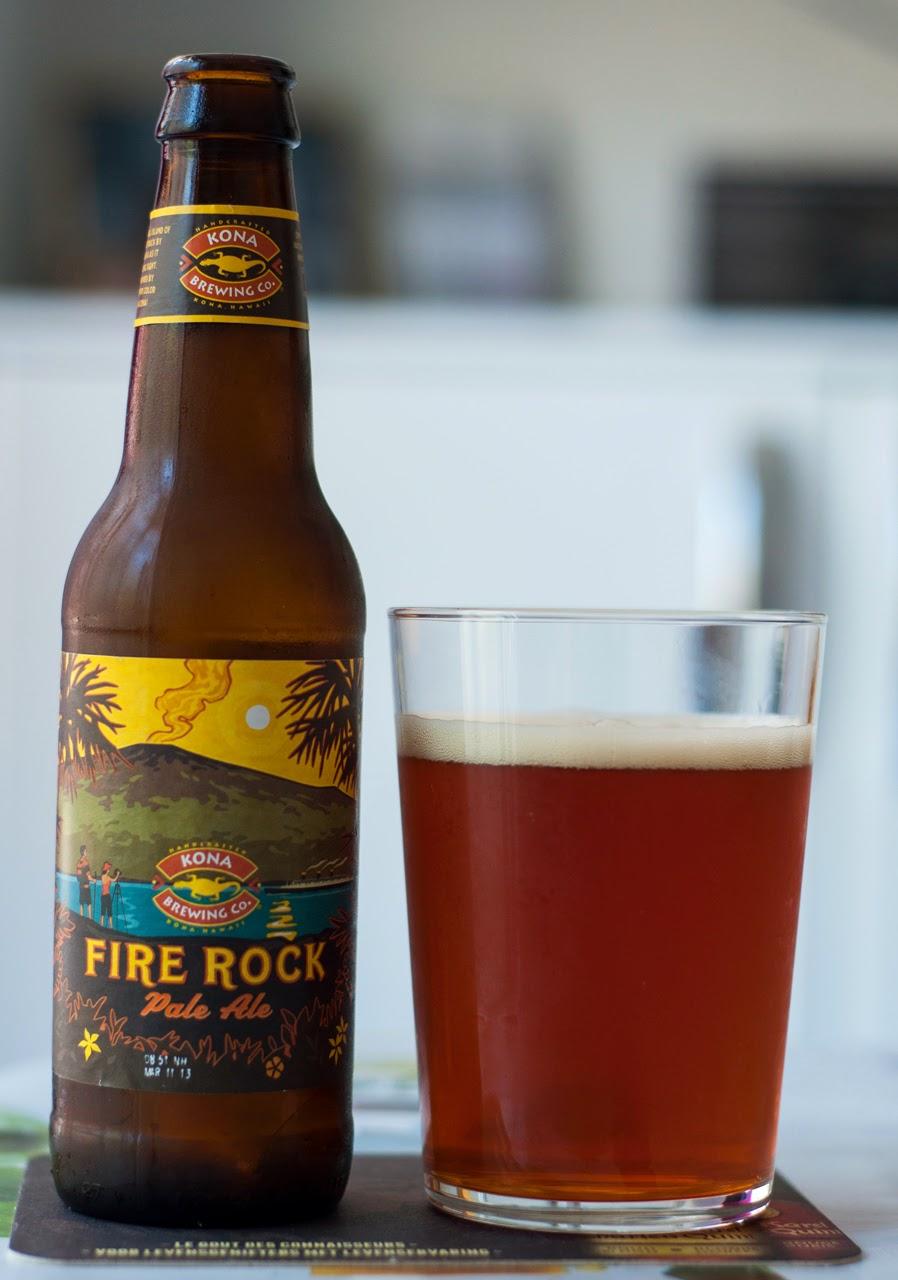 Kona Fire Rock Pale Ale