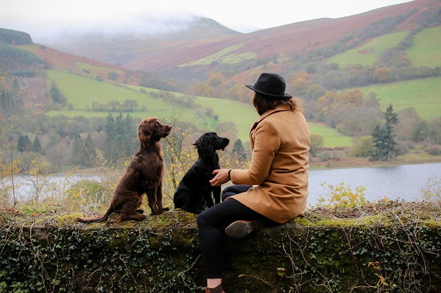 Visiting the brecon beacons