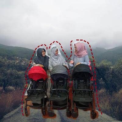 stroller ringan untuk traveling