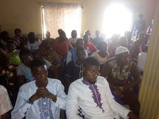 How Yoruba Students Celebrated First Cultural Day In IMSU (Photos)