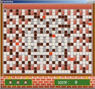 Level 2 Game Bomberboy