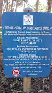 Centro Desportivo da Zona de Lazer do Samouco