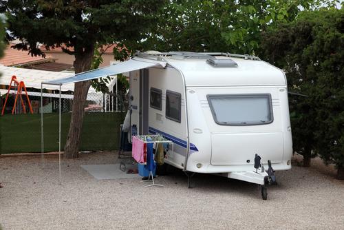 Custom Built Caravan