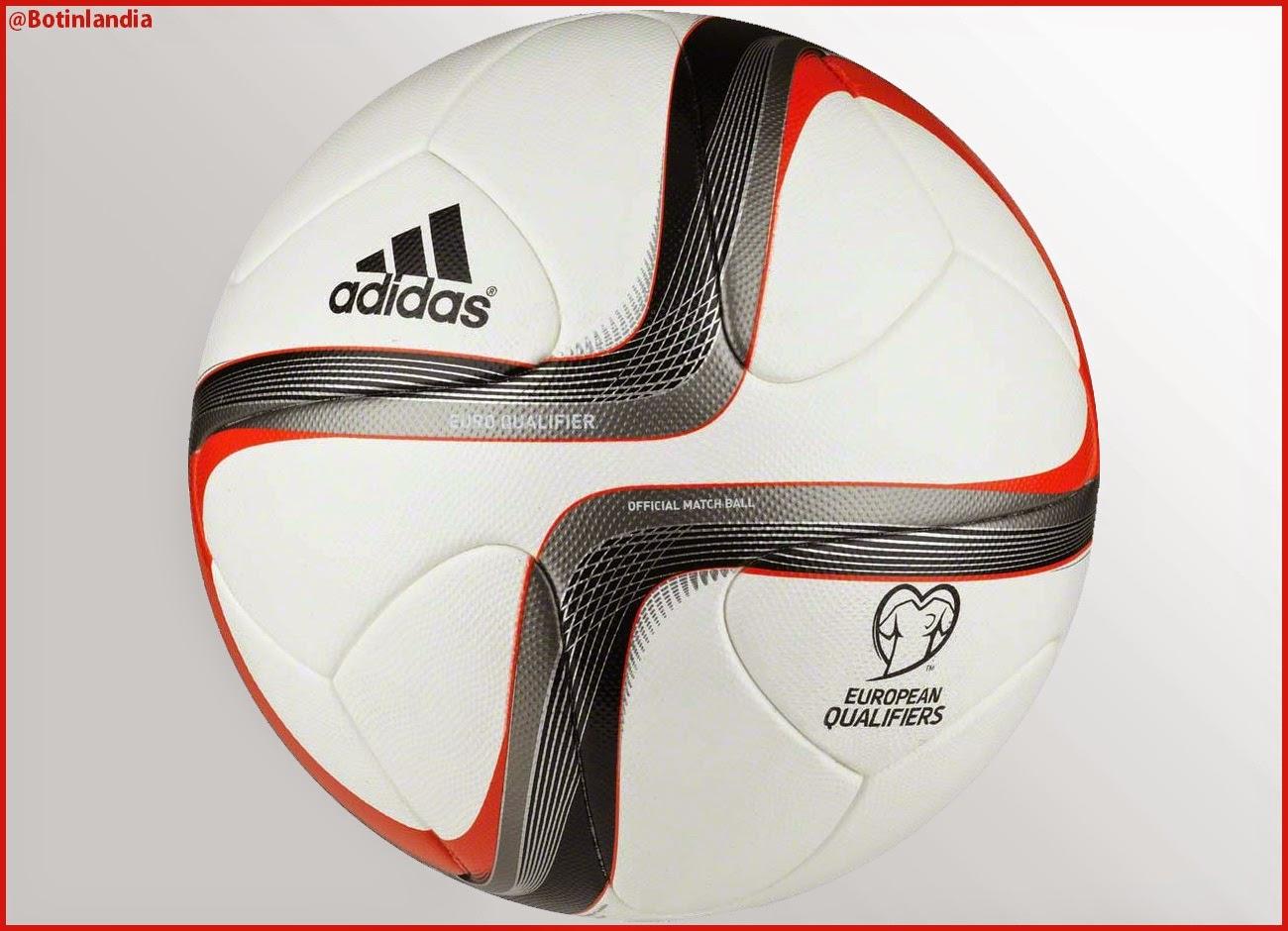 80a51ba7e7e76 Balón adidas para las eliminatorias de Euro 2016. - Dep... en Taringa!