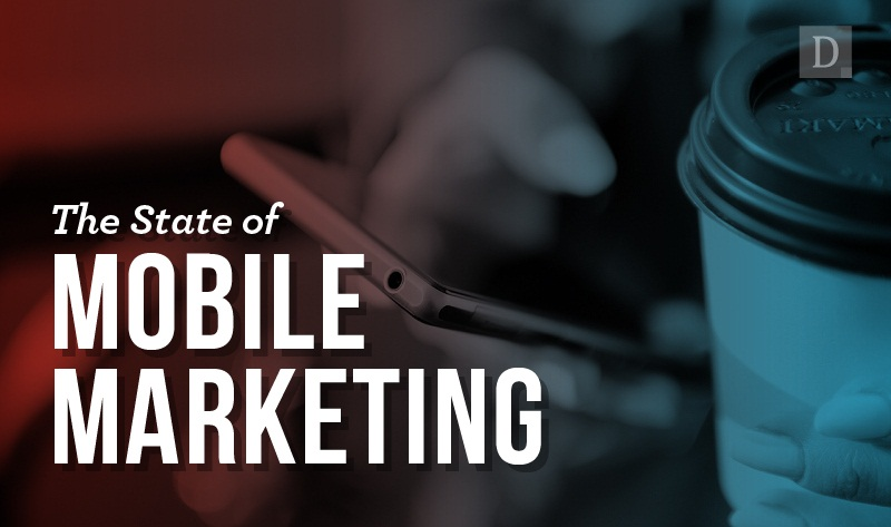 The State Of Mobile Marketing 2015 - #infographic