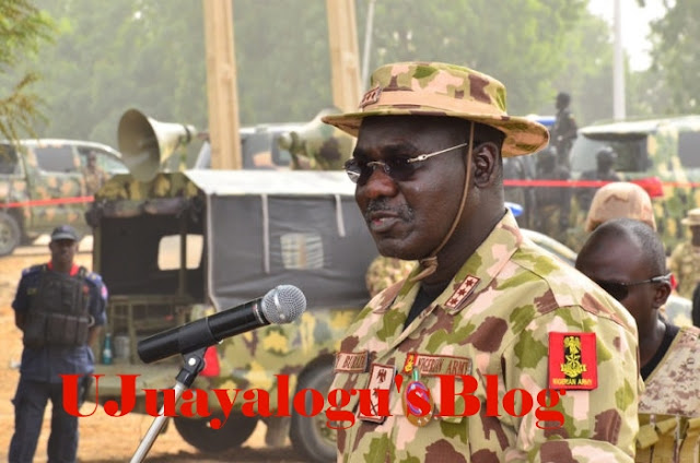 Biafra: What Nigerian Army plans To do with  IPOB Members – DHQs
