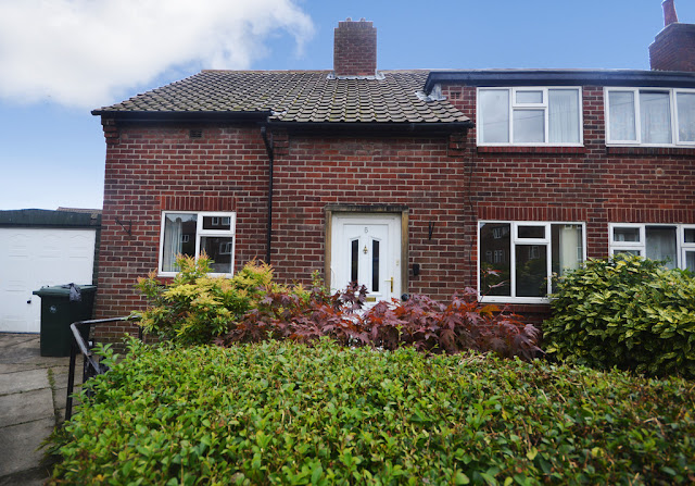 This Is Huddersfield Property - 2 bed semi-detached house for sale Bedford Close, Lepton, Huddersfield HD8
