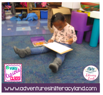 Looking for ways to motivate your students to write in the weeks before Winter Break?  Read to see a few ways these kindergarten children have been engaged in writing.