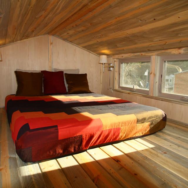 tiny house town  simblissity u0026 39 s aspen tiny house  260 sq ft