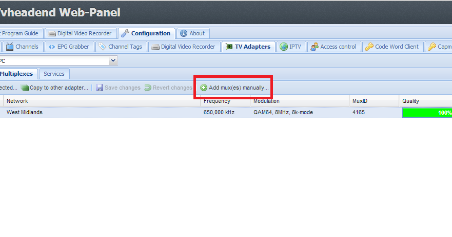 OSMC RC Unable to install TVHEADEND - Raspberry Pi - OSMC Forums
