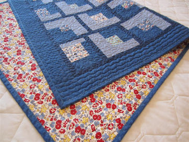 """Marcia Squared"" - Click for all Posts about this quilt. - Starts with Newest Post."