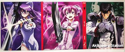 "Review de ""Akame ga Kill!"" (アカメが斬る!) ed.Blu-ray - Selecta Vision"