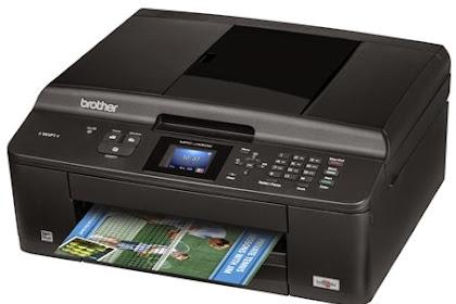 Brother MFC-J430W Printers Drivers Free Download